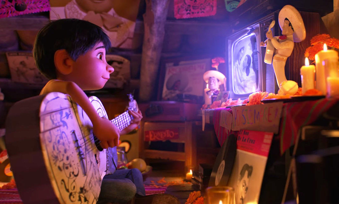 #ALLINMOVIE – Coco w reżyserii Lee Unkricha